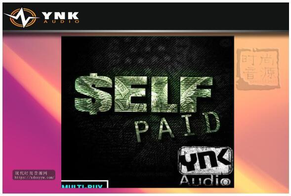 YnK Audio Self Paid 电子节奏素材