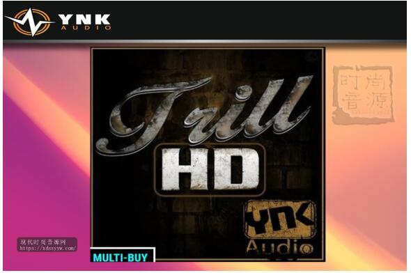 YnK Audio Trill HD MULTiFORMAT 流行节奏素材