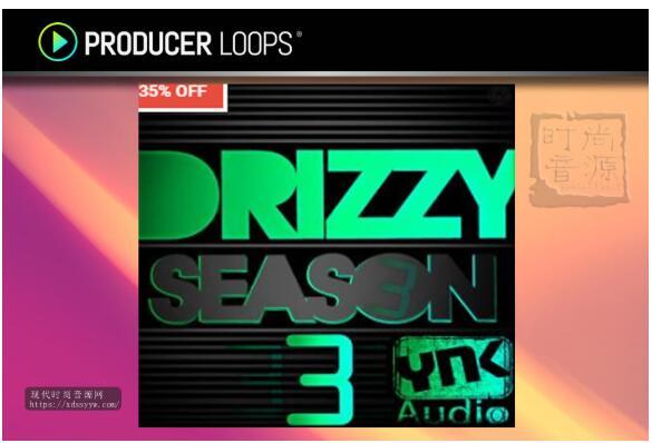 YnK Audio Drizzy Season 3 流行节奏素材