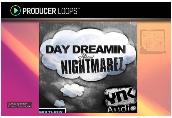 YnK Audio Day Dreamin About Nightmarez 金属节奏素材