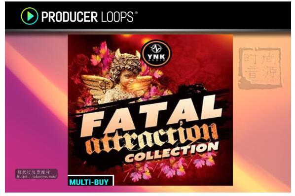 YnK Audio Fatal Attraction 流行素材