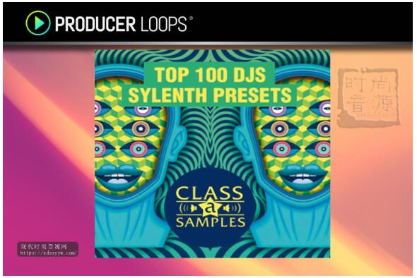Class A Samples Top 100 DJs Sylenth Presets 经典节奏素材