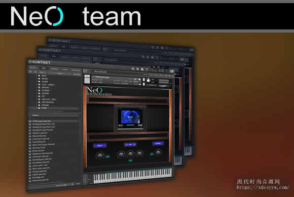 NEO Soundstation KONTAKT 综合音源