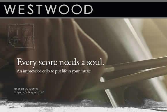 WESTWOOD Cello Untamed KONTAKT大提琴