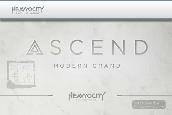 Heavyocity ASCEND Modern Grand KONTAKT现代钢琴