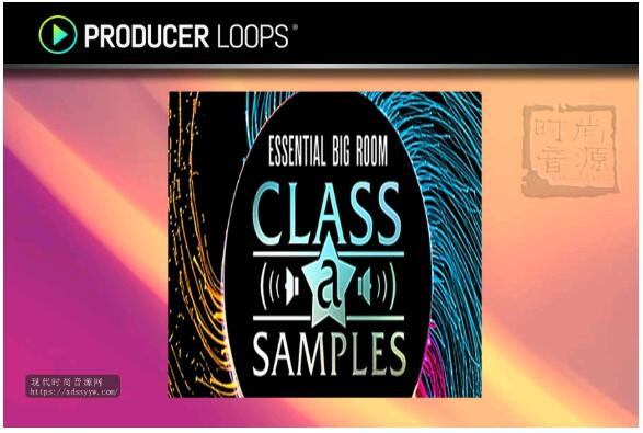 Class A Samples Essential Big Room 经典电子素材