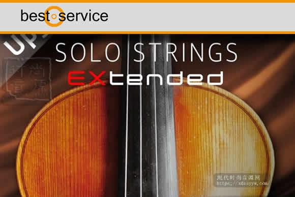 Chris Hein Solo Strings v2.0.2 EXtended KONTAKT独奏弦乐合集