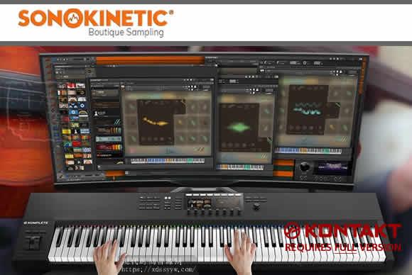Sonokinetic Indie Kontakt小管弦乐团