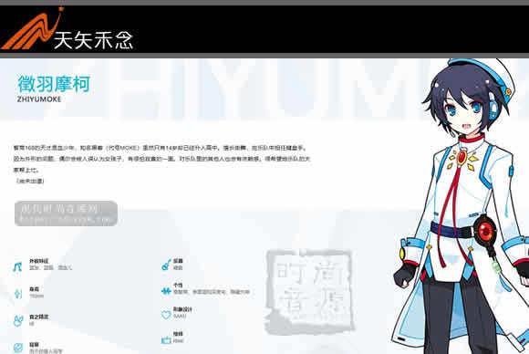 Zhiyu Moke for Vocaloid4FE中文版本虚拟人声