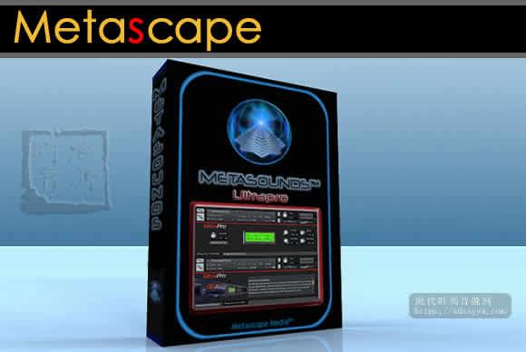 Metascape Media Metasound: Ultrapro v2.3 KONTAKT合成器