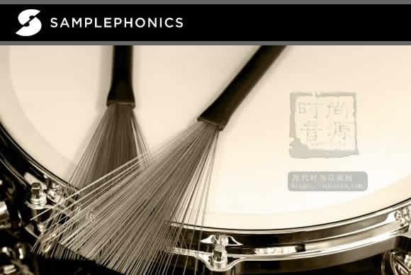 Samplephonics Brushed Grooves KONTAKT拉丝鼓刷