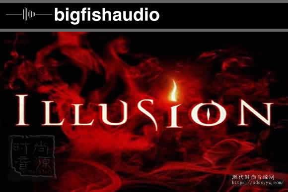 Big Fish Audio Illusion KLI KONTAKT幻想吉他音效素材