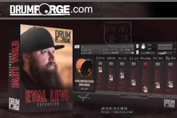 Drumforge Eyal Levi Expansion KONTAKT / TRiGGER鼓音源