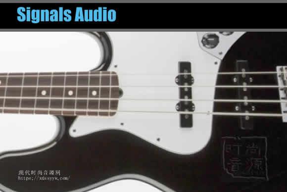 Signals Audio ZomBass 2 v.1.3 KONTAKT爵士贝司