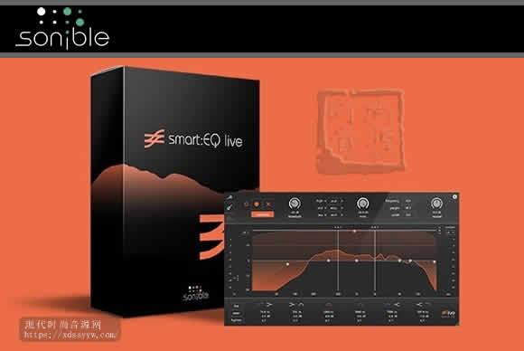 Sonible smartEQ2 1.0.2智能均衡器