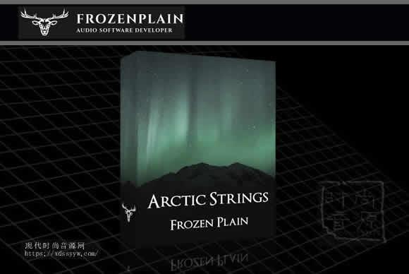 FrozenPlain Arctic Strings KONTAKT北极光弦乐
