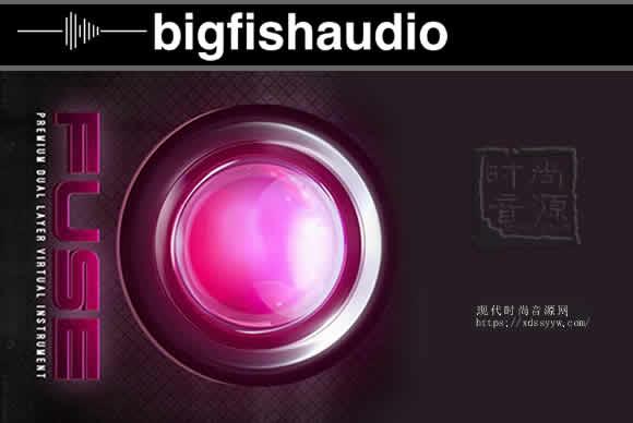 VIP Loops & Big Fish Audio FUSE KONTAKT音乐设计制作合成器