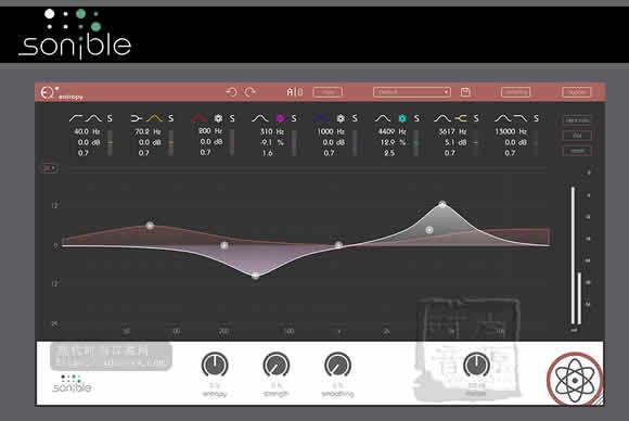 Sonible EQ Plus Bundle.v1.0.2线性相位EQ