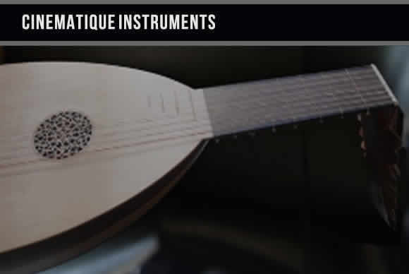 Cinematique Instruments Lute KONTAKT鲁特琴 - 欧洲琵琶