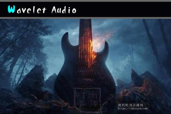 Wavelet Audio Cabal 8 KONTAKT超牛8弦现代金属吉他音源【完整版】