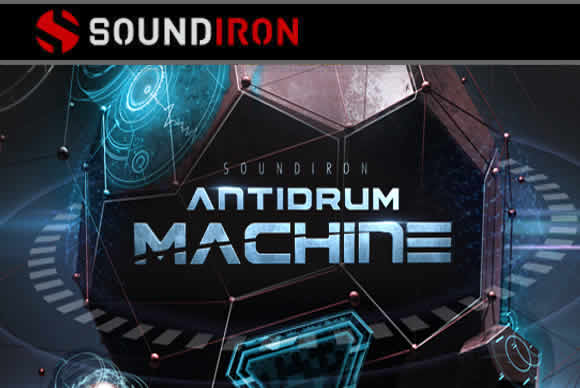 Soundiron Antidrum Machine KONTAKT气氛配乐工具