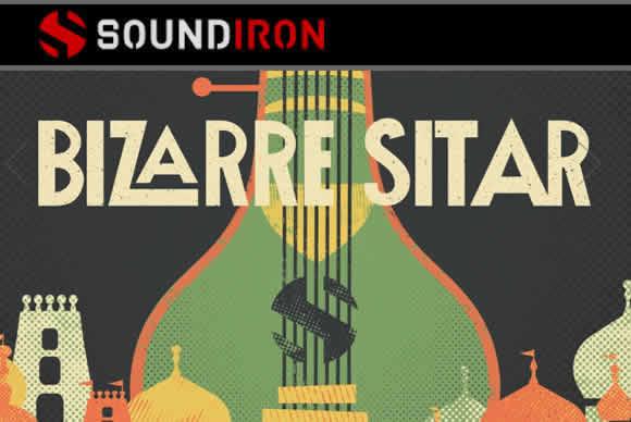 Soundiron Bizarre Sitar v2.0 KONTAKT离奇西塔琴
