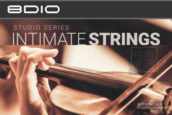 8Dio Intimate Studio Strings v1.3 KONTAKT工作室深度弦乐