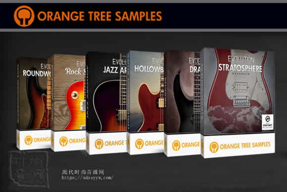Orange Tree Evolution橘子吉他系列合集