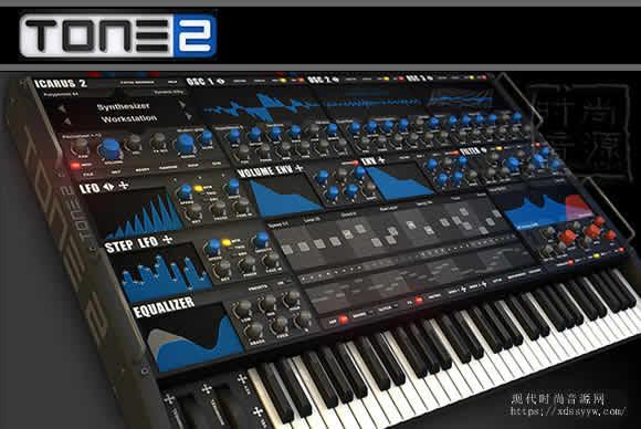 Tone2 合成器集 PC VST X64