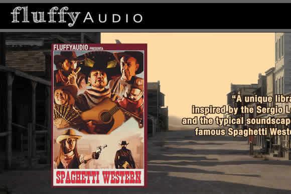 Fluffy Audio Spaghetti Western KONTAKT意大利西部配乐