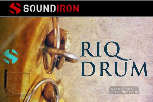 Soundiron Riq Drum v2.0 KONTAKT铃鼓