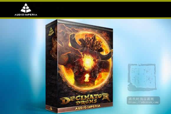 Audio Imperia Decimator Drums KONTAKT史诗级打击乐音源