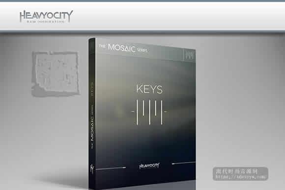 Heavyocity Mosaic Keys Kontakt电影氛围键盘