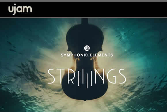 UJAM Symphonic Elements STRIIIINGS 1.0.0 PC现代弦合奏