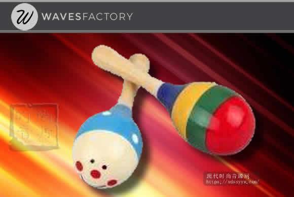 Wavesfactory - W-Shaker kontakt 沙锤