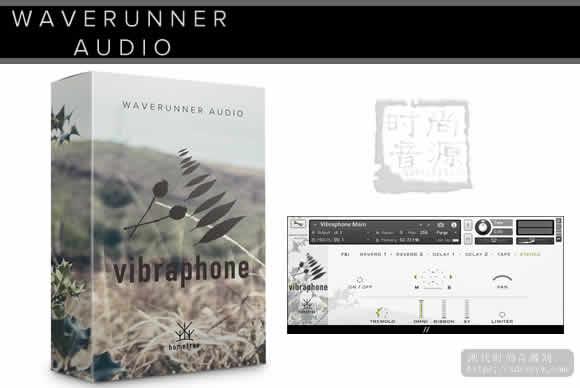 Waverunner Audio Rosehip Vibes KONTAKT共鸣颤音