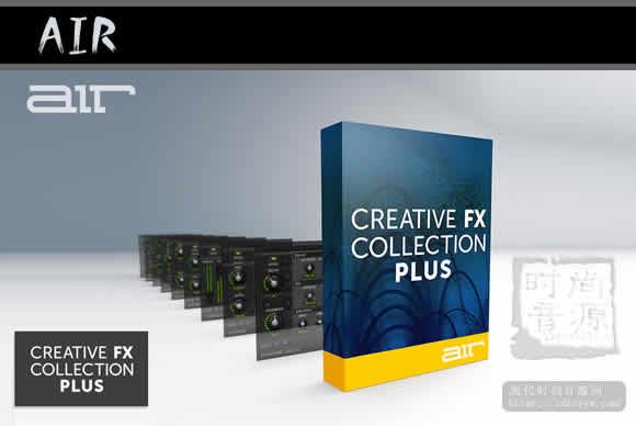 AIR Creative FX Collection Plus PC版 20个经典AIR FX 插件集