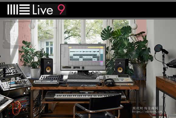 Ableton Live Suite v11.0 PC/MAC现场之王音乐制作