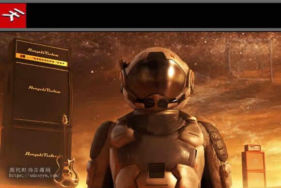 IK Multimedia AmpliTube 5 Complete 5.02 PC经典吉他贝斯效果器