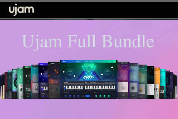 Ujam Full Bundle完整合集(Win)典藏版