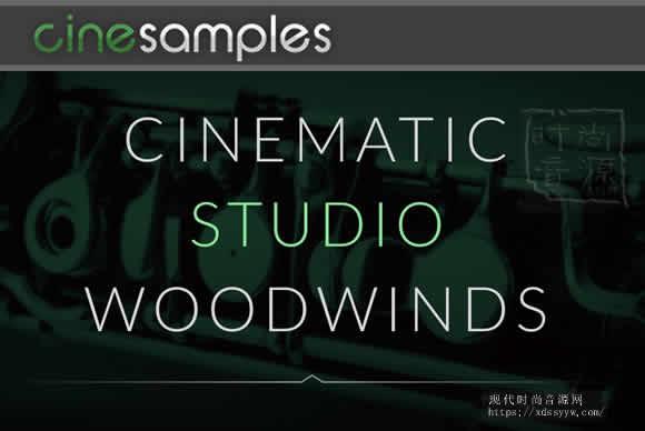 Cinematic Samples Cinematic Studio Woodwinds KONTAKT电影工作室木管