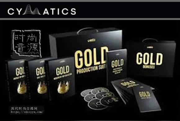 Cymatics GOLD Bonuses-FLARE嘻哈黄金制作人采样包