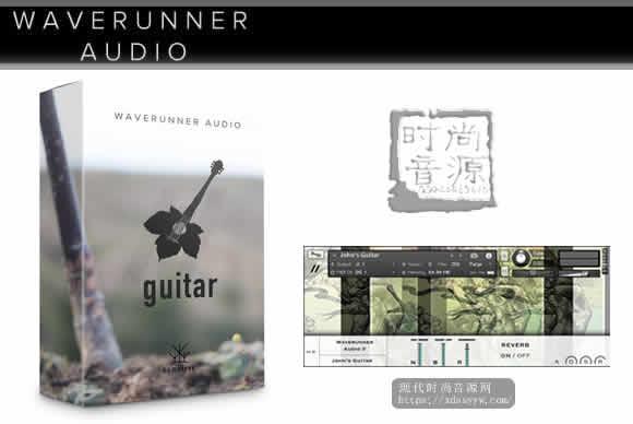 WaveRunner Audio Johns Guitar KONTAKT尼龙弦吉他