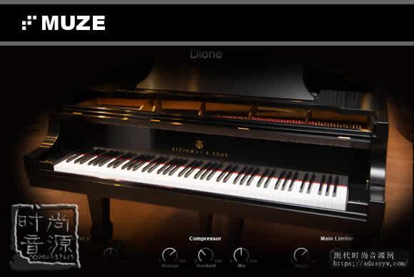 Muze PA Dione KONTAKT迪奥尼声学钢琴