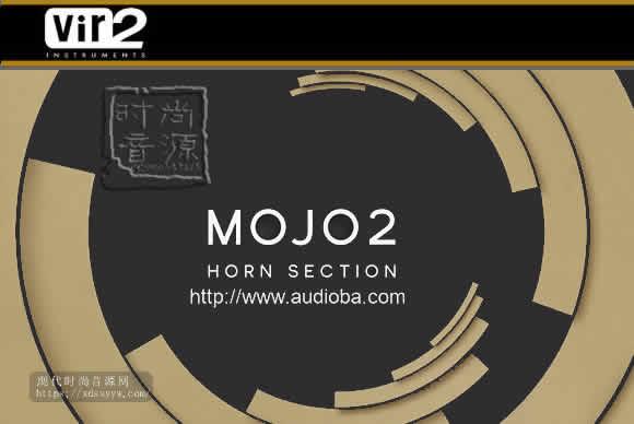 Vir2 MOJO 2 Horn Section v1.5 KONTAKT复古铜管