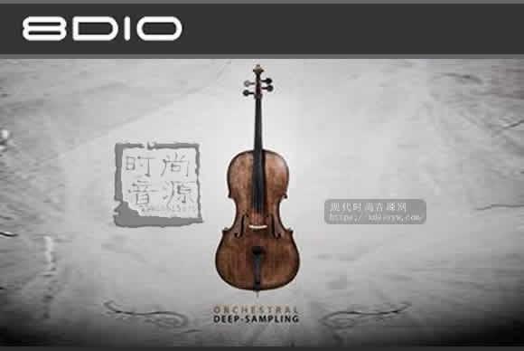 8DIO Agitato Grandiose Ensemble Cellos KONTAKT激情宏伟合奏大提