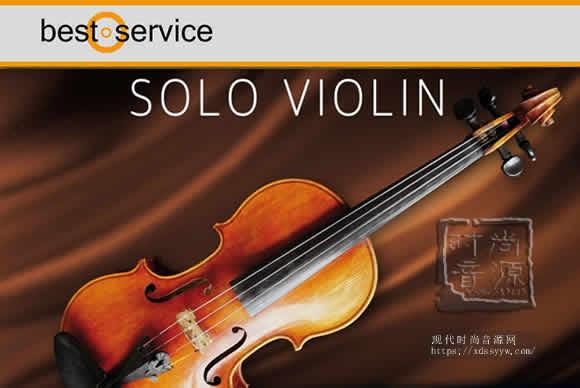 Best Service Chris Hein Solo Violin KONTAKT小提琴独奏