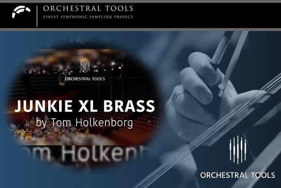 Orchestral Tools JXL Brass BETA KONTAKT (3.86GB)铜管音源