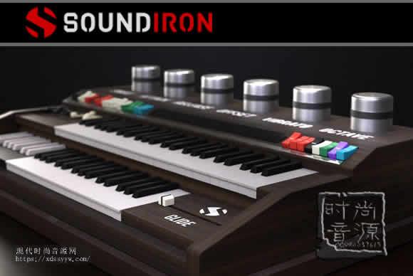Soundiron Jewel Empire 2 KONTAKT大型电子琴珠宝帝国II