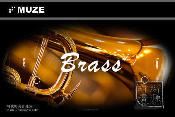 Muze Brass Ensemble KONTAKT铜管合奏